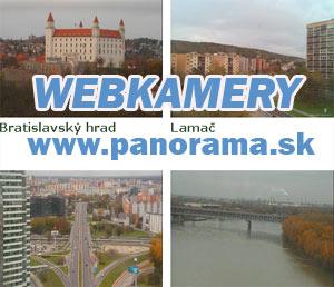 Webkamera Košice