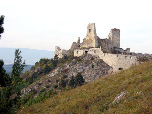 The Cachtice Castle