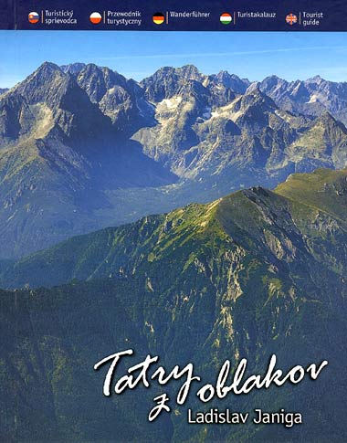 Tatras from the Clouds - Cover Page