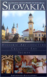 Illustrated Encyclopaedia of Monuments - Slovakia (cover page)