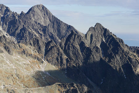 Lomnicky Stit Peak - the movie Tales of the Tatras Peaks III- The Enticed by Heights