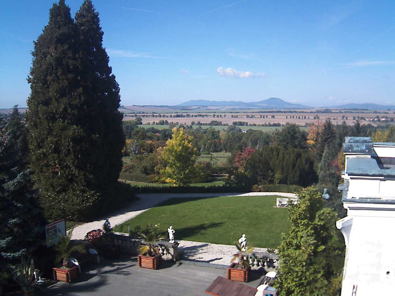 Arboretum Mlynany - webcam photo - archive