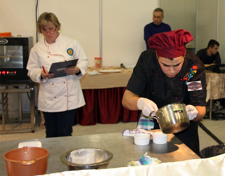Gastronomy competition