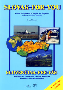 Slovak for you ( 4th edition) - Cover Page