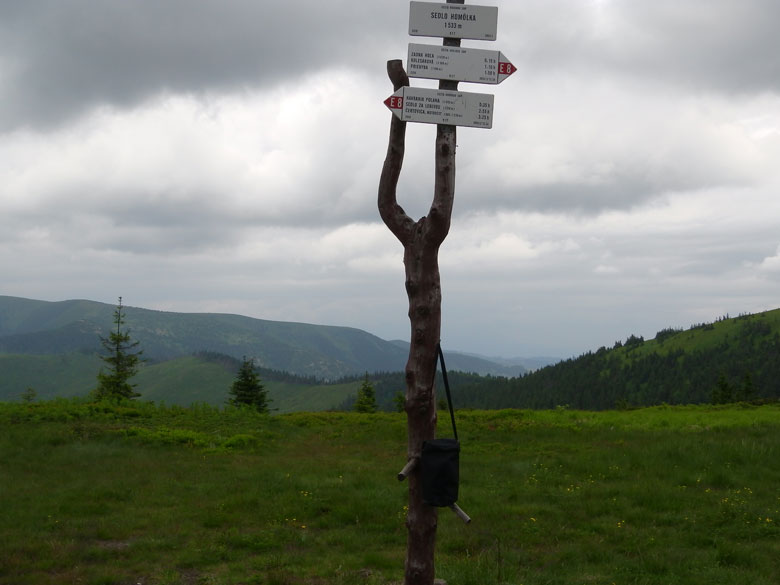 Hiking Skalka - Kriváň