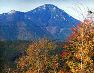 The Choc Hill in Chocske Pohorie