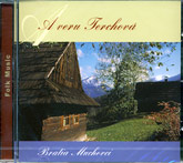 A veru Terchova - CD Cover