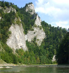 The Dunajec River