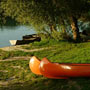 Canoes - The Danube River