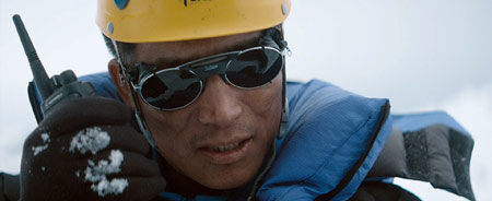 Pemba Gyalje Sherpa - the hero of the K2 2008 expedition.